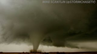 RAW, never-before-seen storm chasing footage - Extreme tornado video(TVN storm chaser Mike Scantlin chases down tornadoes (solo) on November 7, 2011 in Oklahoma with his beat-up Subaru! Over ten minutes of raw tornado ..., 2013-02-17T18:36:58.000Z)