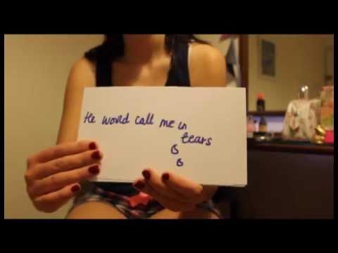 My Story - My boyfriend made me feel worthless - YouTube