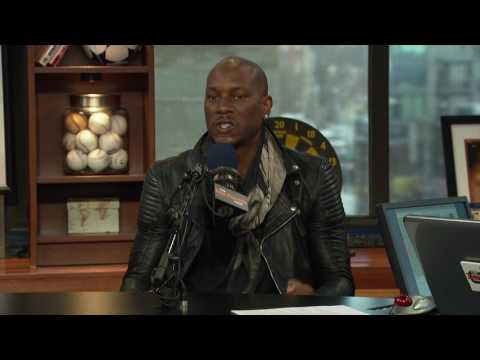 Tyrese Gibson on The Dan Patrick Show (Full Interview) 04/05/2017