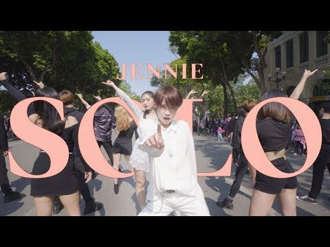 [KPOP IN PUBLIC CHALLENGE] JENNIE (제니) - 'SOLO (솔로)' Dance Cover by C.A.C From Vietnam