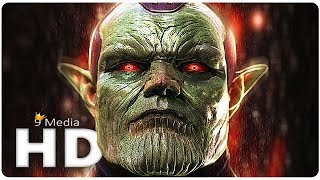 CAPTAIN MARVEL Official Villain Skrulls (2019) Marvel Superheroine Movie HD