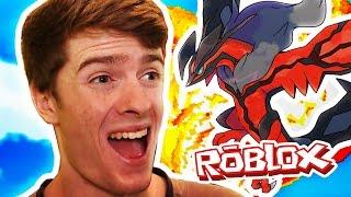 YVELTAL! / Pokemon Legends / Roblox Adventures