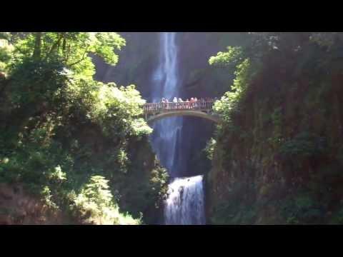 MULTNOMAH FALLS TRIP - Columbia River Gorge