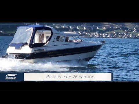 Hardtop Yacht Bella Falcon 26 Fantino auf dem Vierwaldstättersee