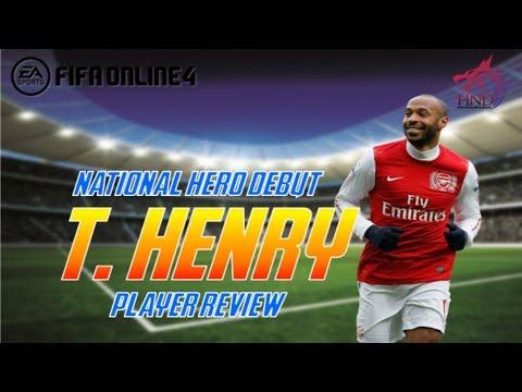 FO4 review - Thierry Henry NHD - Đứa con thần gió