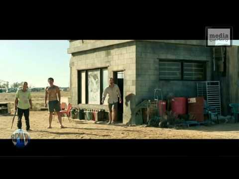BTS of The Rover for Australian Film Industry