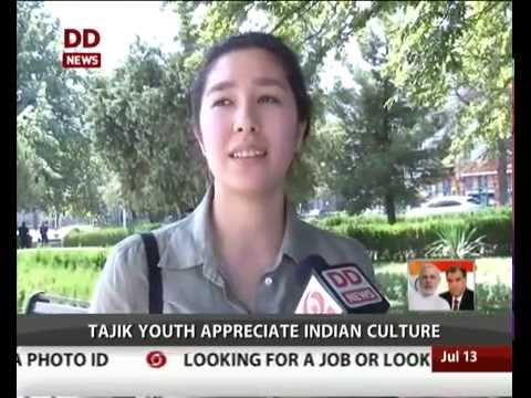 Craze for Indian culture in Tajikistan