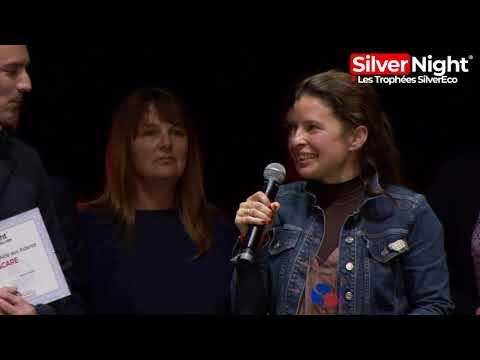 """Lauréat 2019 des Trophées #SilverEco / SilverNight : """"Prev&Care"""" Aide aux aidants"""