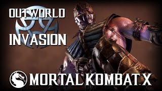 Mortal Kombat X - Outworld Invasion! (Sub-Zero)