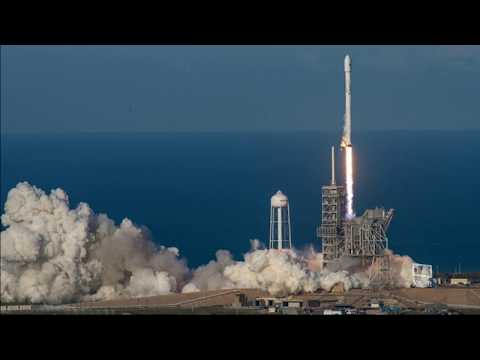 Space-X Relaunched Falcon 9 - BulgariaSat 1 Communications Satellite - Live Mirror And Discussion