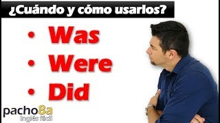 Download lagu Cuándo usar y diferenciar WAS – WERE – DID – Pasado to be VS Pasado Simple – Explicación Detallada