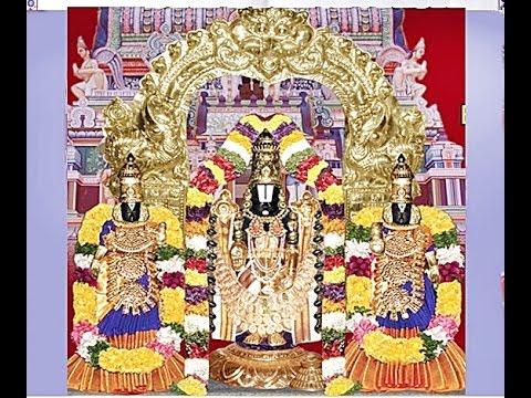 Members Sri Krishna Sabha recite Daya Sathakam at Sri Balaji Vaibhavothsavam Mumbai