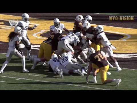 Inside Wyoming Football with Craig Bohl (10.22.15)