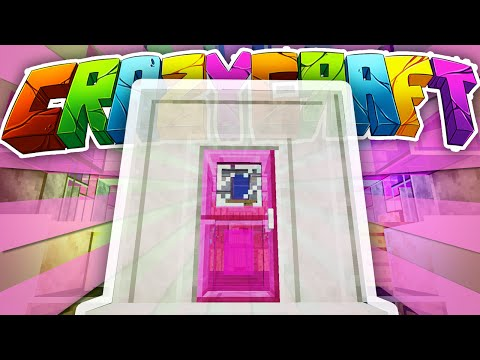 Minecraft | WELCOME TO THE ZOONIVERSE.. | Crazy Craft 3.0 #17