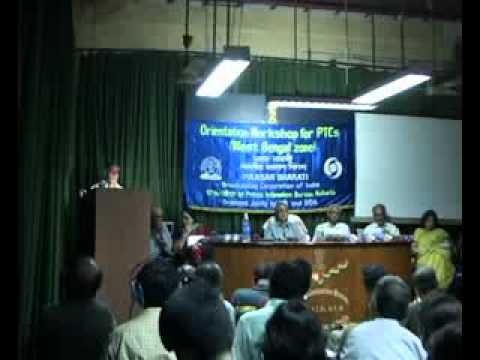 Orientation Programme in Kolkata (Part -1)