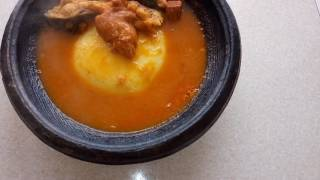 How to make Ghanaian light soupTilapia Soup