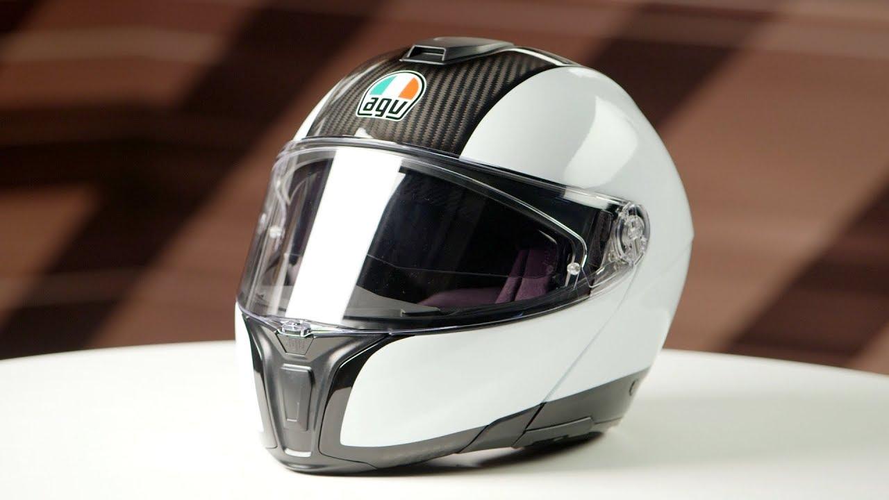 Agv Sportmodular Carbon Helmet Review Youtube