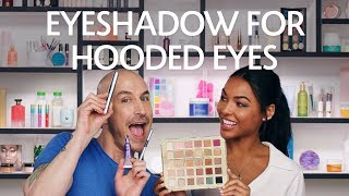 Eyeshadow for Hooded Eyes Tutorial | Sephora