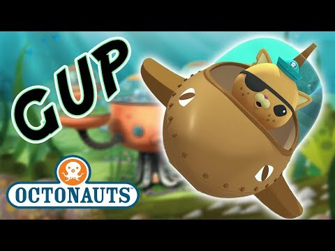 Octonauts - The GUPS Close Up | Cartoons for Kids | Underwater Sea Education
