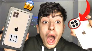 I GOT THE IPHONE 12 EARLY (iPhone 2020)(iPhone 12 leaks)