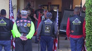 San Diego: Funeral Procession 04142018