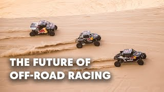 Meet the New Faces of Off-Road Racing | Red Bull Off-Road Junior Team USA
