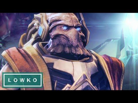 StarCraft 2: Legacy of the Void Co-op - Conflagration Mutation Mission on Brutal!