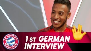 Fortnite, Championship & German Food – Corentin Tolisso's first interview in German