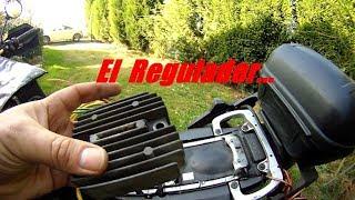 Motovlog #17. Cómo revisar el Regulador de tu moto.