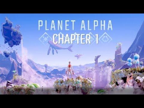 New Adventure on Planet Alpha! |