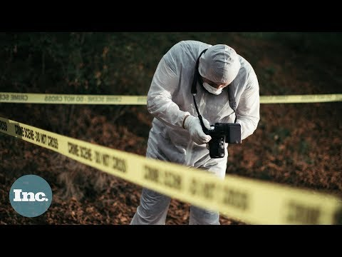 How People Make A Living By Cleaning Up Crime Scenes | Inc.