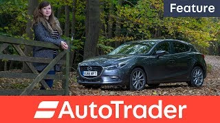 Living with a...Mazda 3 hatchback - car review