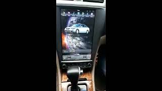 Работа климат-контроля на магнитоле Tesla для Honda Accord 7 ( обзор покупателя )