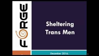 Sheltering Trans Men