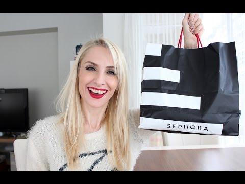 Sephora Yeni Ürün Lansmanı Ürünler ve İlk İzlenim | Sebi Bebi