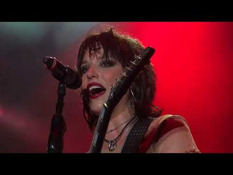 Halestorm - I Am The Fire + Uncomfortable + I Miss The Misery Rock USA 2018