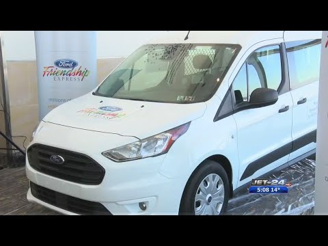 Ford Friendship Giveaway Car 2019
