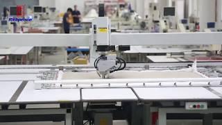 360 degree Rotation Sewing Machine for furniture decor 家具インテリア