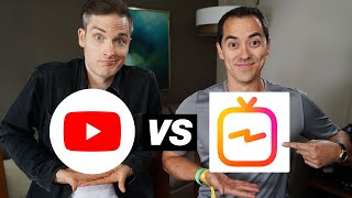 IGTV VS. YouTube? — The Good, The Bad, and The Ugly