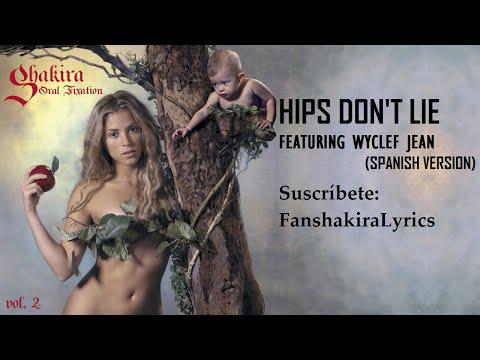 15 Shakira - Hips Don't Lie (Spanish Version) [Lyrics]