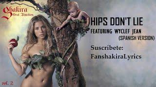15 Shakira Hips Don't Lie Spanish Version Lyrics