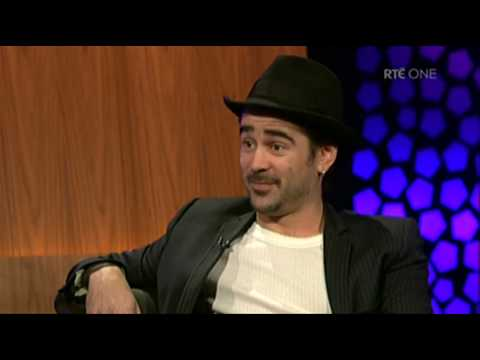 The Late Late : Colin Farrell and Neil Jordan