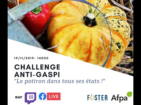 Cours de cuisine en direct de Stains - 19-11-2019 - LIFE FOSTER