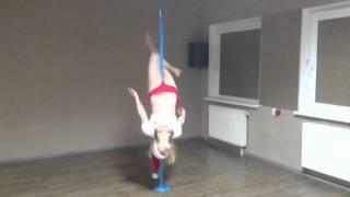 I EUROPEAN ONLINE POLE DANCE COMPETITION 2015/2016 Agnieszka Ujazdowska