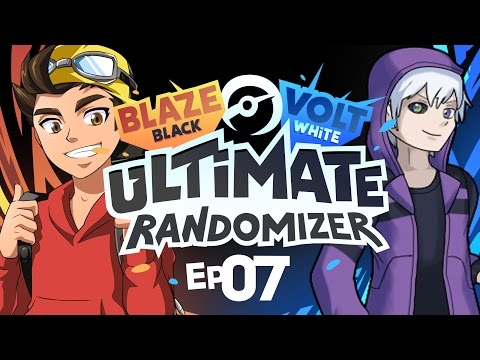 SLIM CHANCES! | Pokémon Blaze Black & Volt White Ultimate Randomizer w/ Danekii - Ep 07