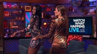 Ciara Teaches Lisa Rinna How to Twerk!  WWHL
