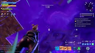 Fortnite [BUG] The Taker Space Program