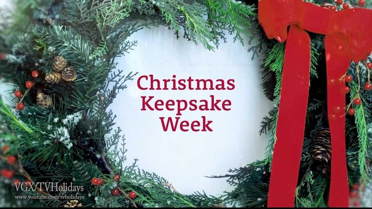 Hallmark Channel HD US Christmas Keepsake Week Continuity July 2018 ...