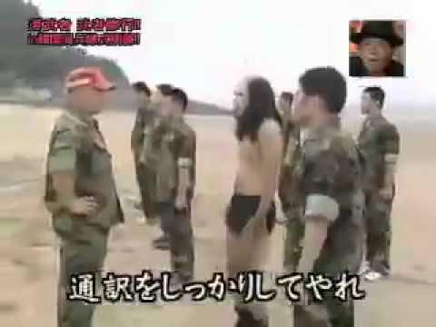 落武者 IN 韓国