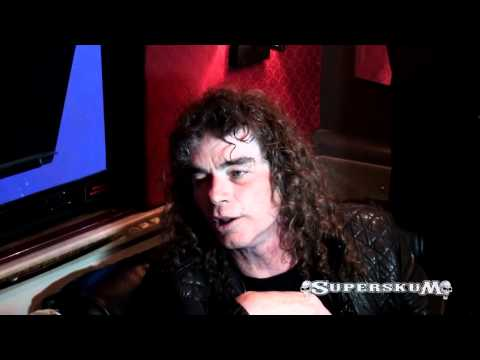 OVERKILL Interview 4/27/12